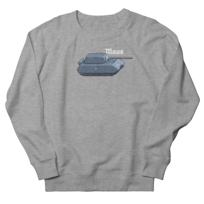 Maus Men's Sweatshirt by Pixel Panzers's Merchandise