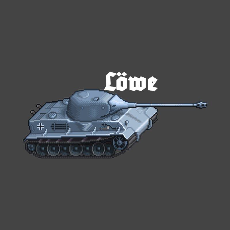 Löwe by Pixel Panzers's Merchandise