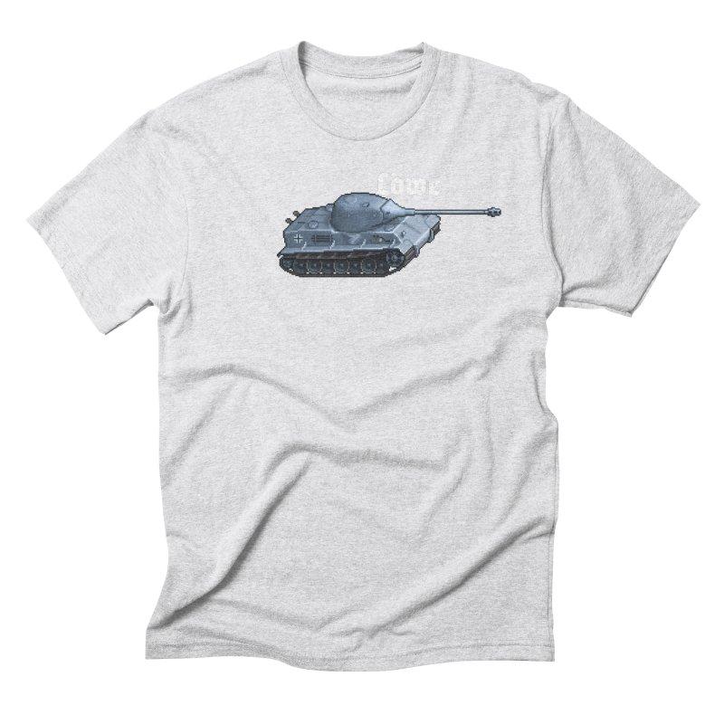 Löwe Men's Triblend T-Shirt by Pixel Panzers's Merchandise