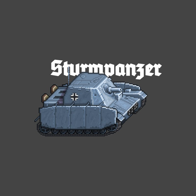 Sturmpanzer by Pixel Panzers's Merchandise