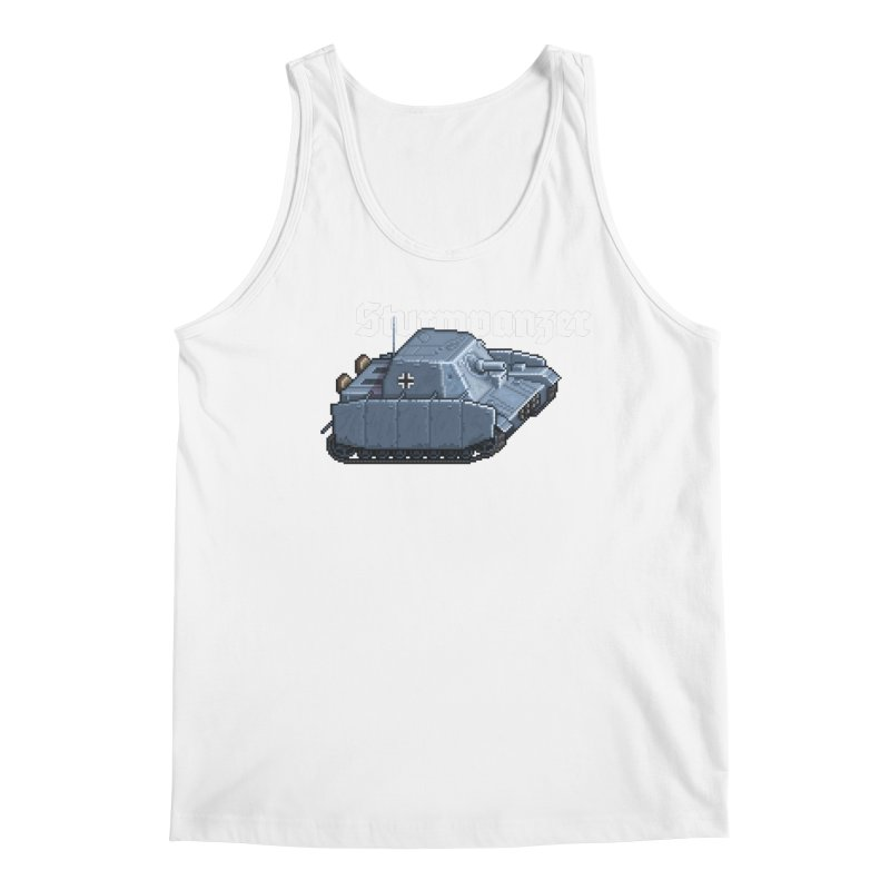 Sturmpanzer Men's Regular Tank by Pixel Panzers's Merchandise
