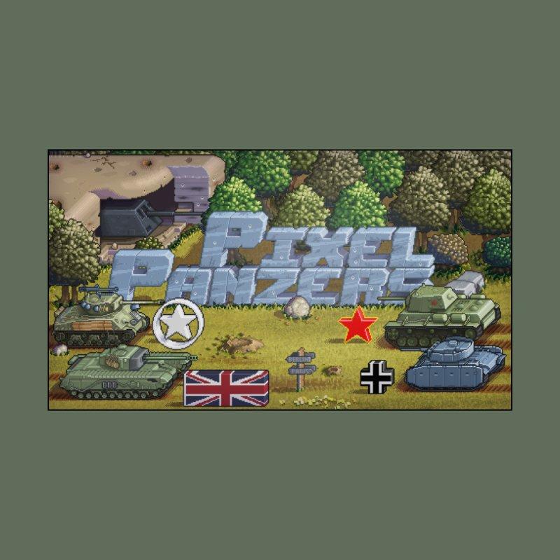 Pixel Panzers Official Tee by Pixel Panzers's Merchandise