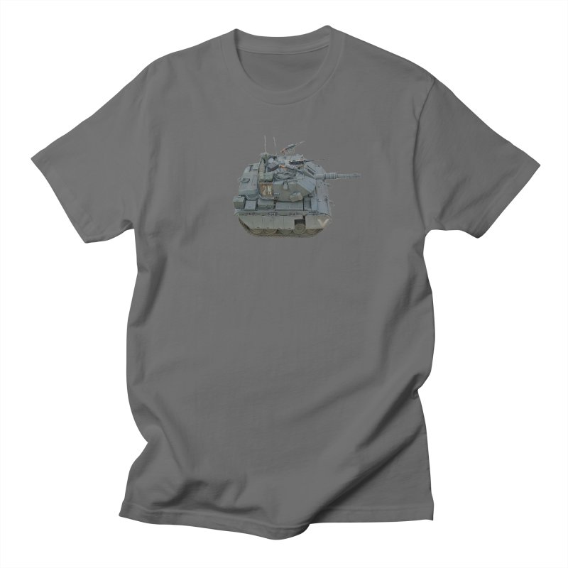 Magach 7C Mini Men's T-Shirt by Pixel Panzers's Merchandise