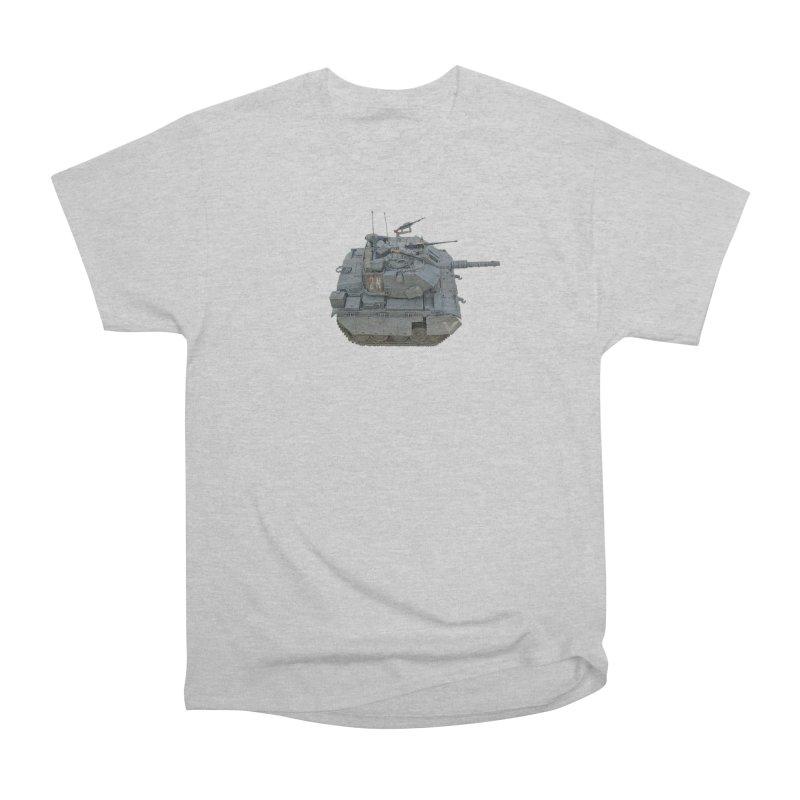 Magach 7C Mini Men's Heavyweight T-Shirt by Pixel Panzers's Merchandise