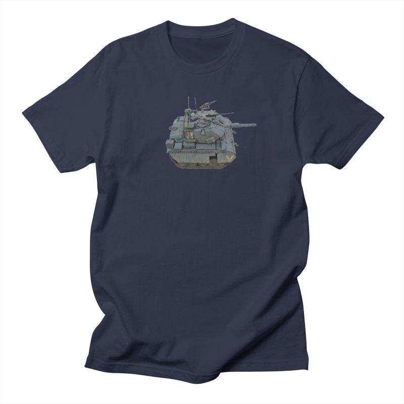 Magach 7C Mini Men's Regular T-Shirt by Pixel Panzers's Merchandise