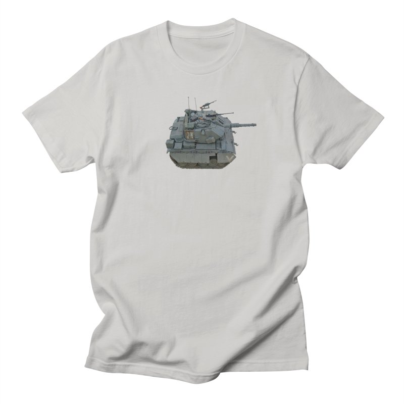 Magach 7C Mini Women's Regular Unisex T-Shirt by Pixel Panzers's Merchandise