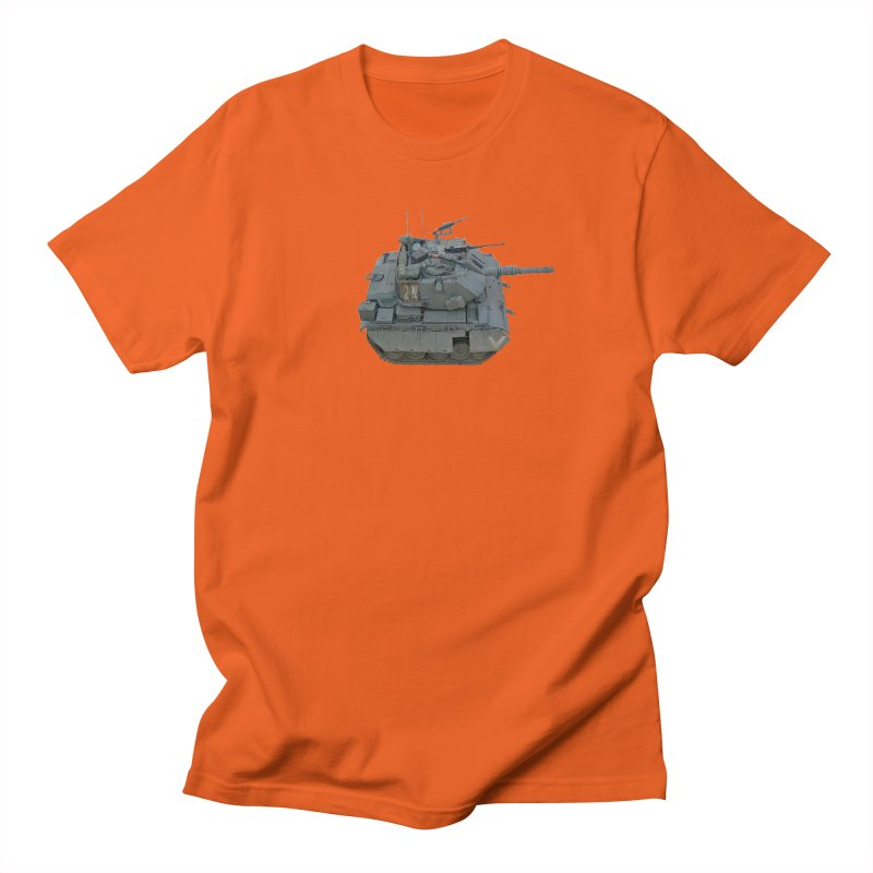Magach 7C Mini Women's Regular Unisex T-Shirt by Pixel Panzers's Merchandise
