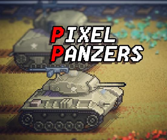 Pixel Panzers's Merchandise Logo