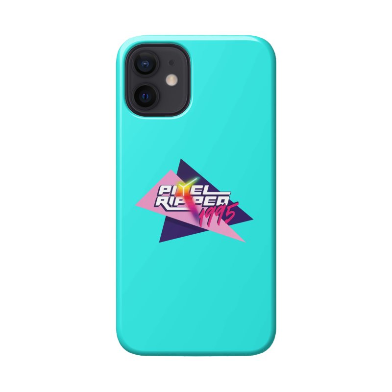 Pixel Ripped 1995 Logo Accessories Phone Case by Pixel Ripped VR Retro Game Merchandise