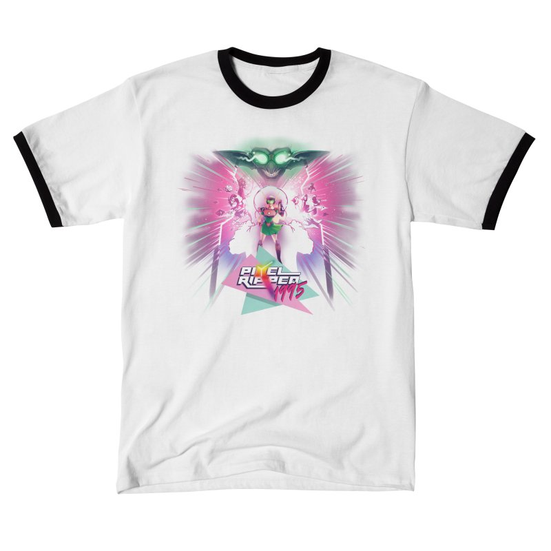 Pixel Ripped 1995 Men's T-Shirt by Pixel Ripped VR Retro Game Merchandise