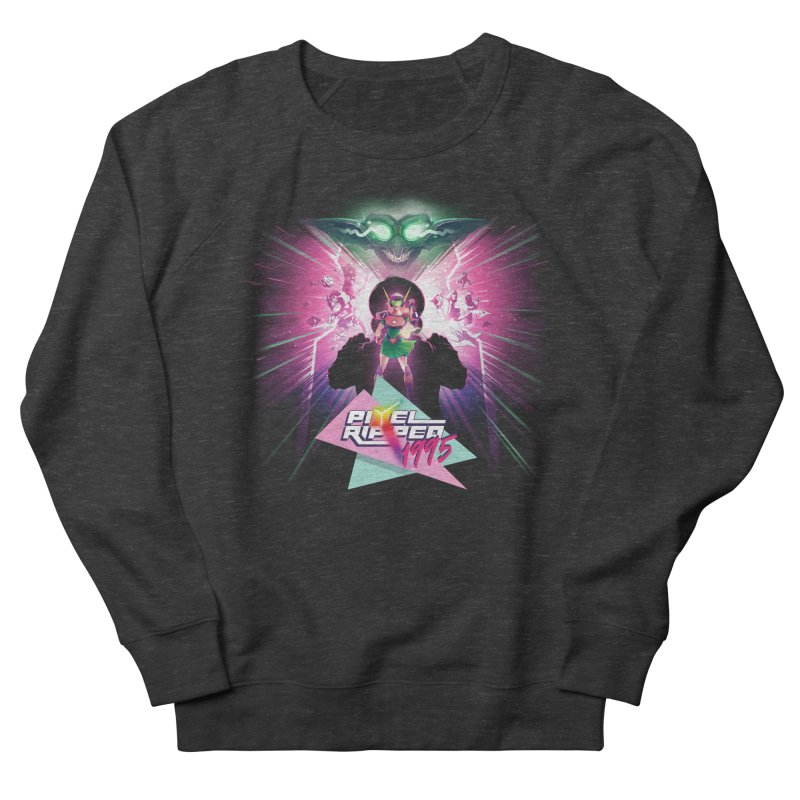 Pixel Ripped 1995 Women's Sweatshirt by Pixel Ripped VR Retro Game Merchandise