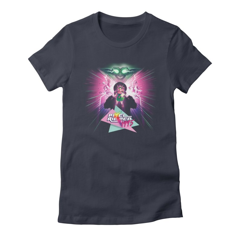 Pixel Ripped 1995 Women's T-Shirt by Pixel Ripped VR Retro Game Merchandise