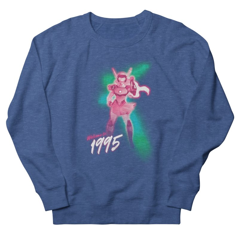 Welcome to 1995 Men's Sweatshirt by Pixel Ripped VR Retro Game Merchandise