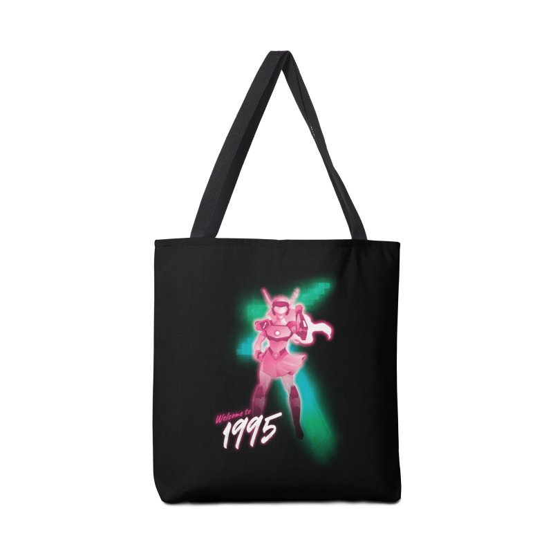 Welcome to 1995 Accessories Bag by Pixel Ripped VR Retro Game Merchandise