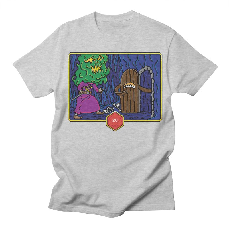 Critical Situations - Intimidate the Door Women's Unisex T-Shirt by Pixels Missing