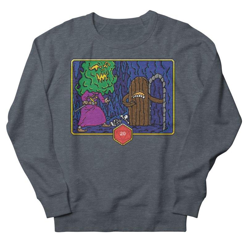 Critical Situations - Intimidate the Door Women's Sweatshirt by Pixels Missing