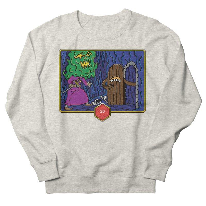 Critical Situations - Intimidate the Door Men's Sweatshirt by Pixels Missing
