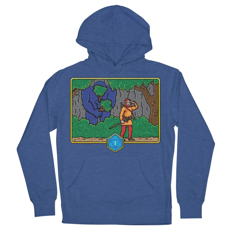 Critical Situations - Search the Area Women's Pullover Hoody by Pixels Missing