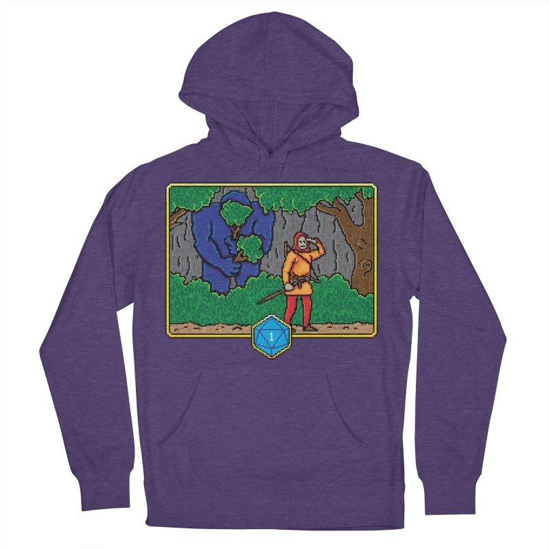 Critical Situations - Search the Area Men's Pullover Hoody by Pixels Missing