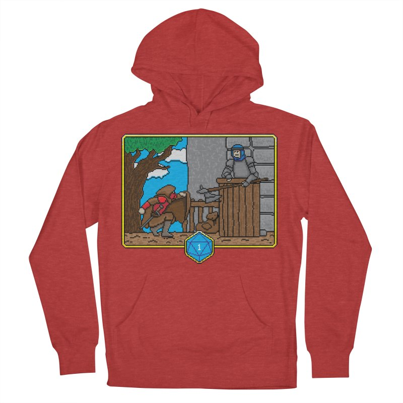 Critical Situations - Sneak On In Women's Pullover Hoody by Pixels Missing