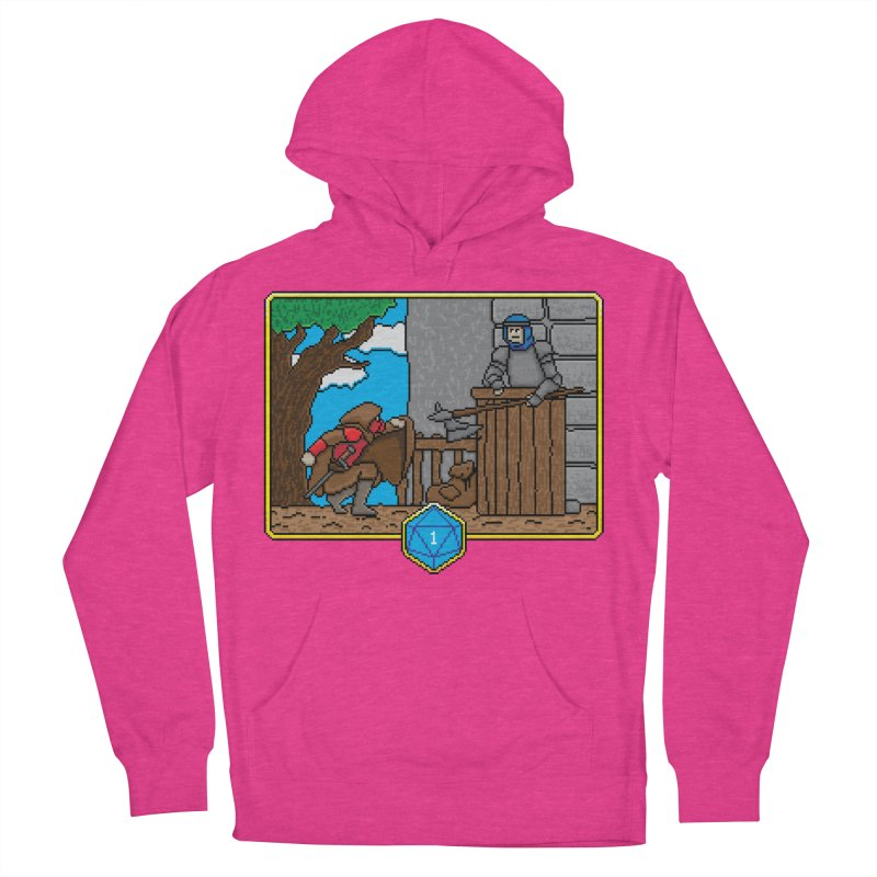 Critical Situations - Sneak On In Men's Pullover Hoody by Pixels Missing
