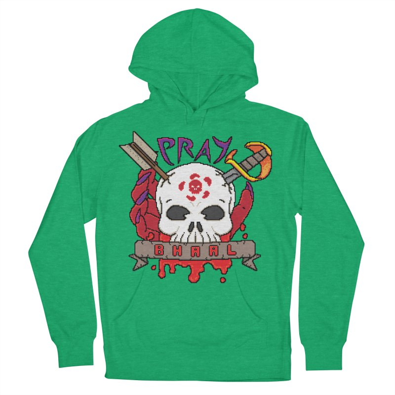 Pray Bhaal Women's Pullover Hoody by Pixels Missing