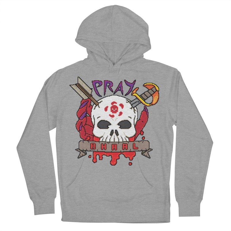 Pray Bhaal Men's Pullover Hoody by Pixels Missing