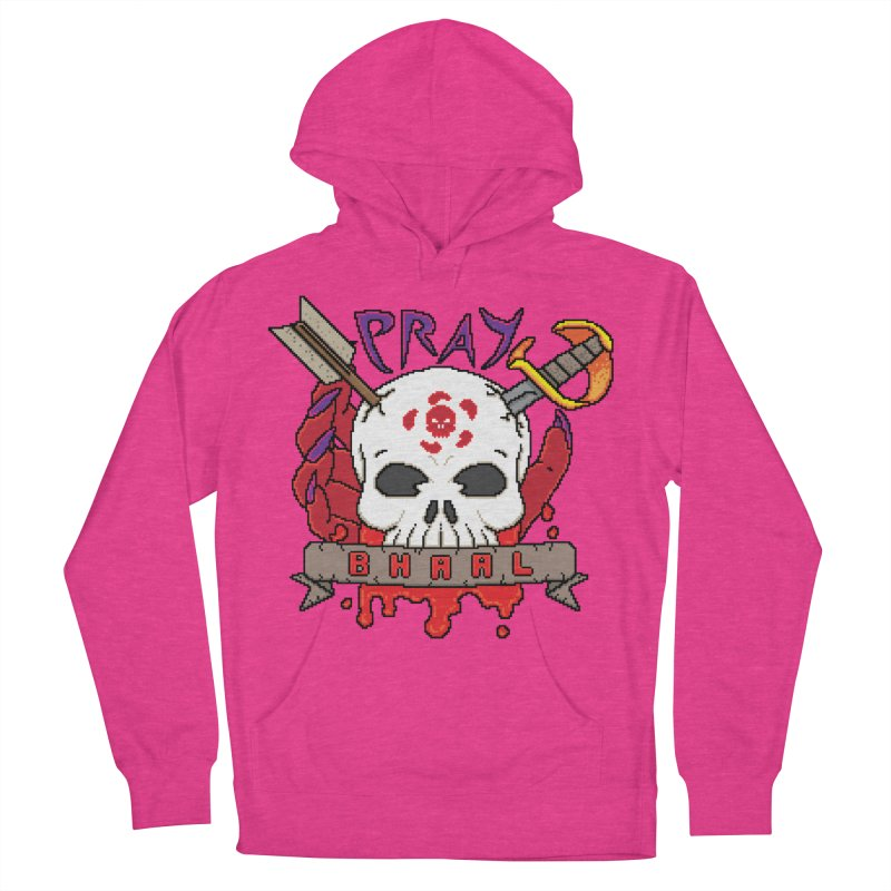 Pray Bhaal Men's Pullover Hoody by Pixels Missing
