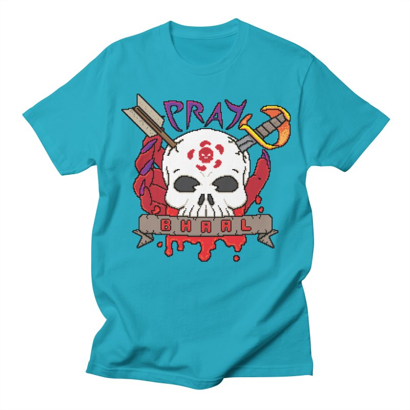 Pray Bhaal Women's Unisex T-Shirt by Pixels Missing