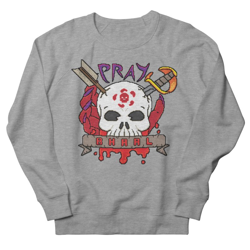 Pray Bhaal Women's Sweatshirt by Pixels Missing