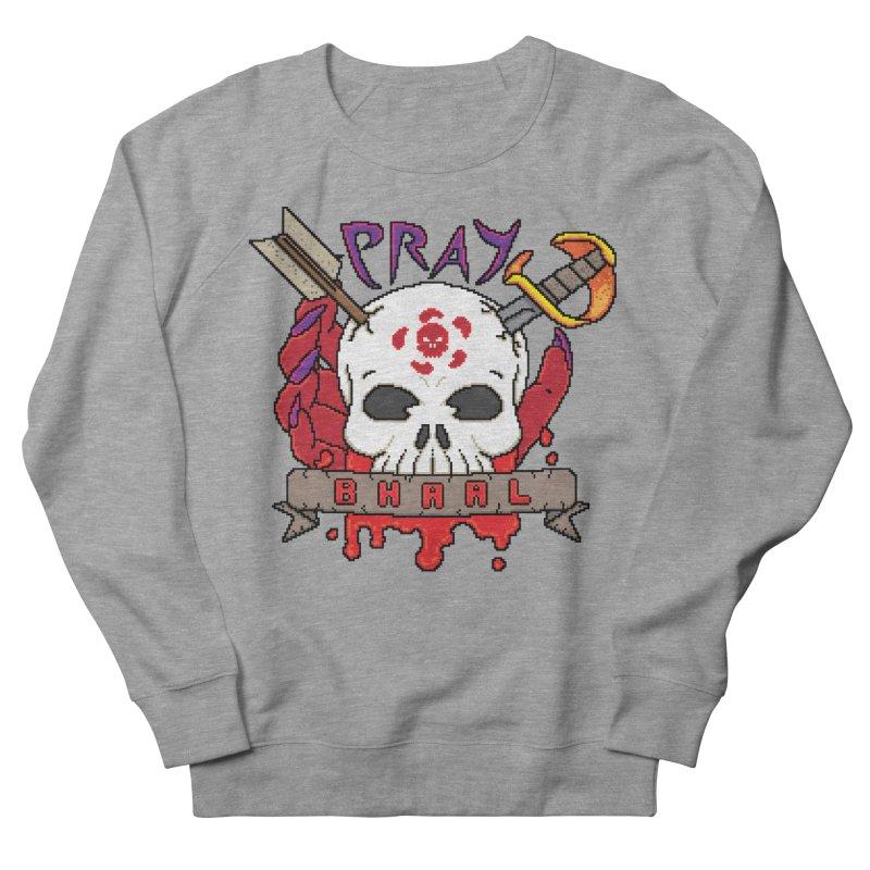 Pray Bhaal Men's Sweatshirt by Pixels Missing