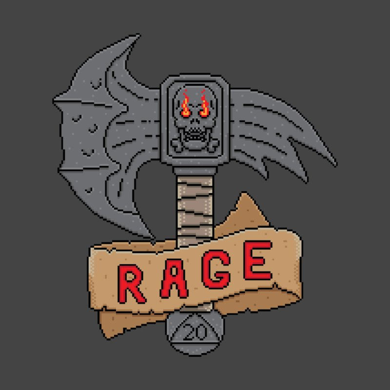 Rage Axe by Pixels Missing