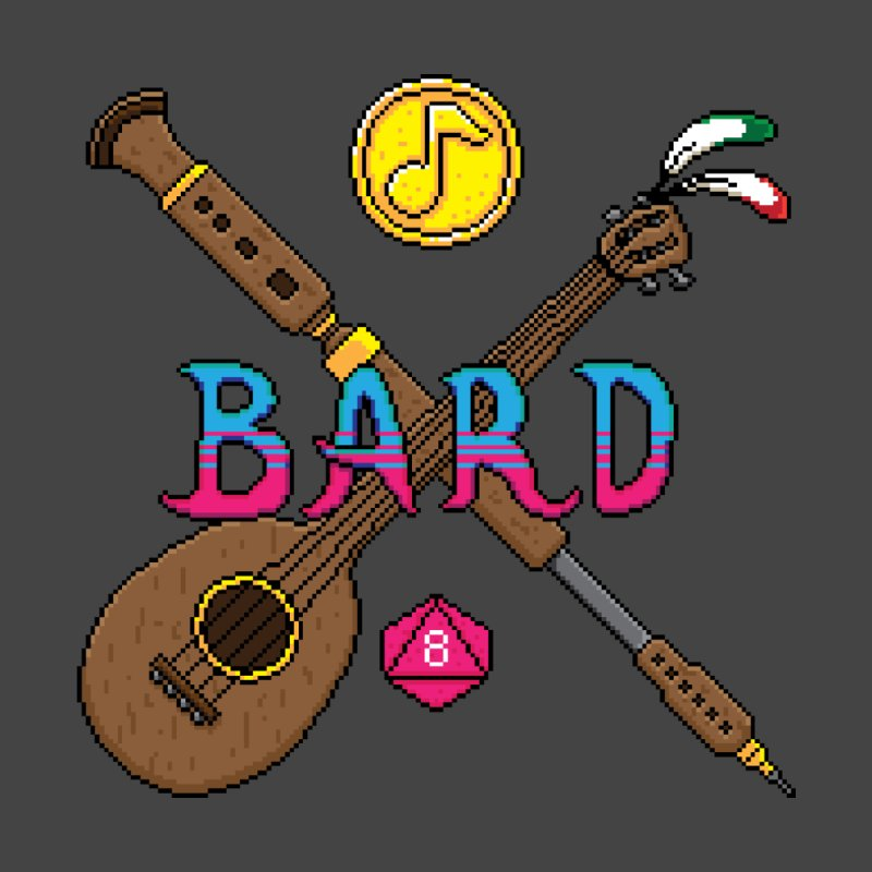 Bard by Pixels Missing