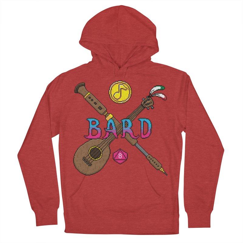 Bard Women's Pullover Hoody by Pixels Missing