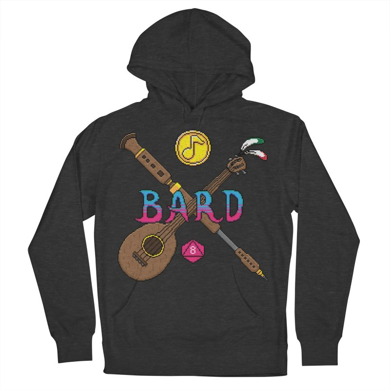 Bard Men's Pullover Hoody by Pixels Missing