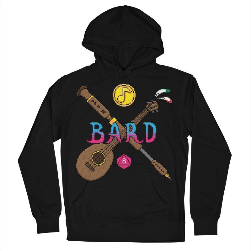 Bard Men's Pullover Hoody by Pixels Missing