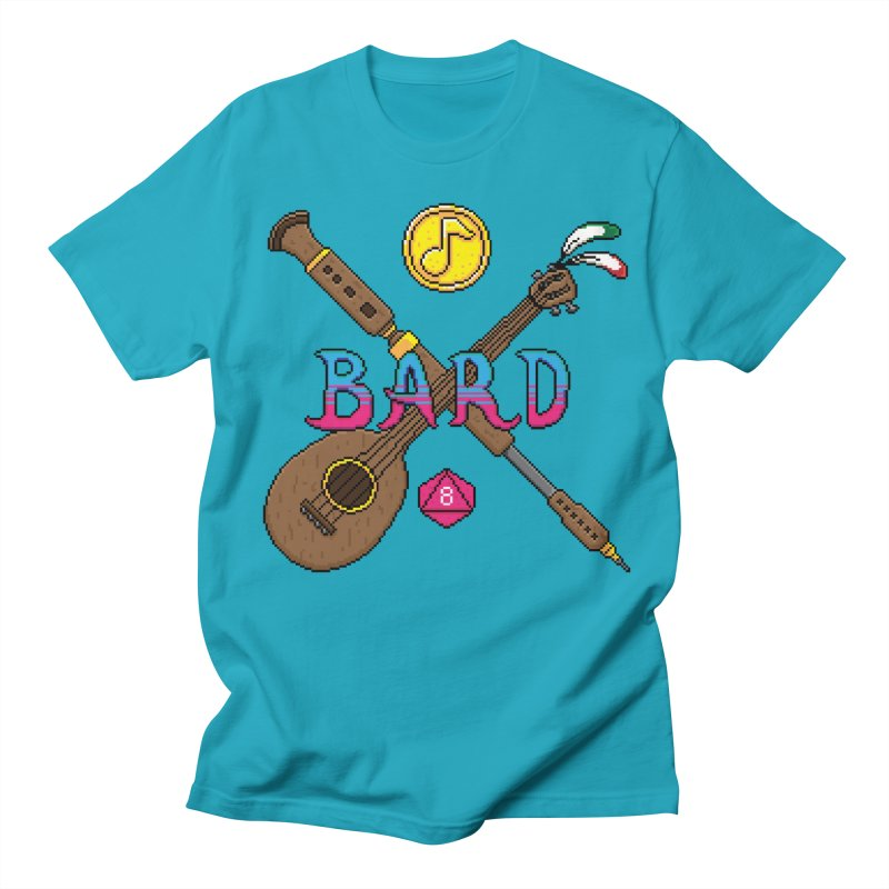 Bard Women's Unisex T-Shirt by Pixels Missing