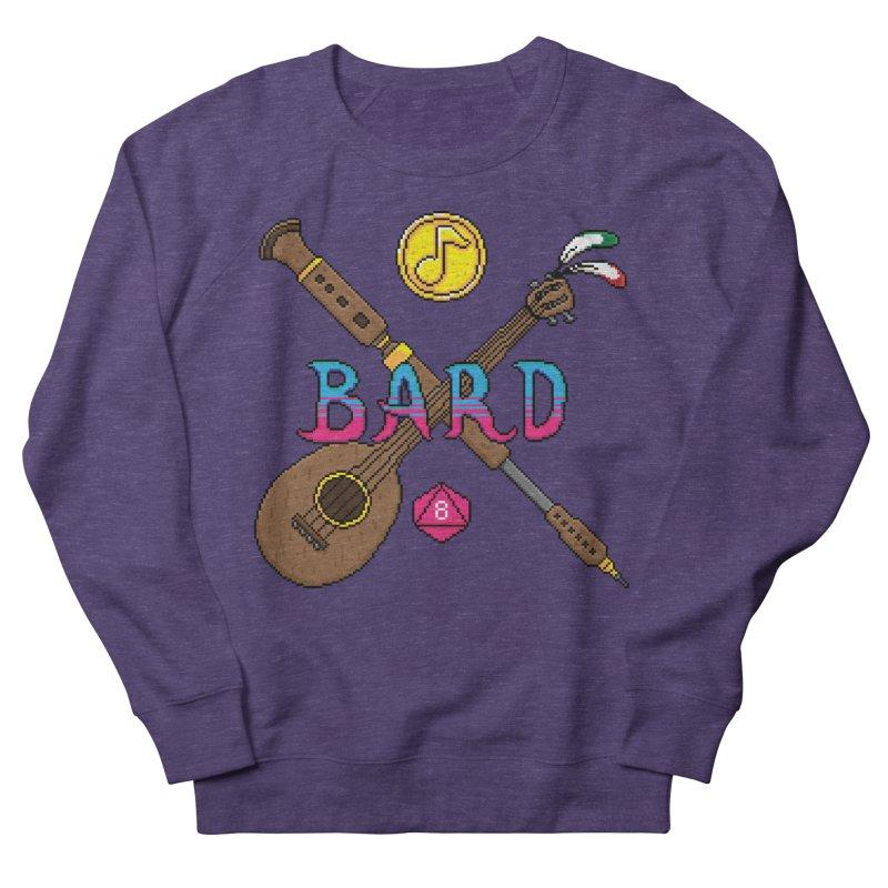 Bard Women's Sweatshirt by Pixels Missing