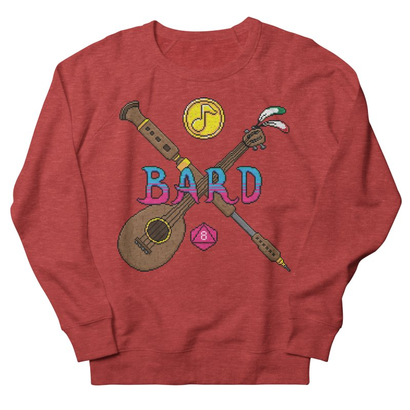 Bard Women's Sweatshirt by Pixels Missing