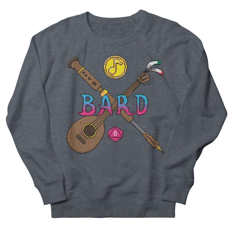 Bard Men's Sweatshirt by Pixels Missing