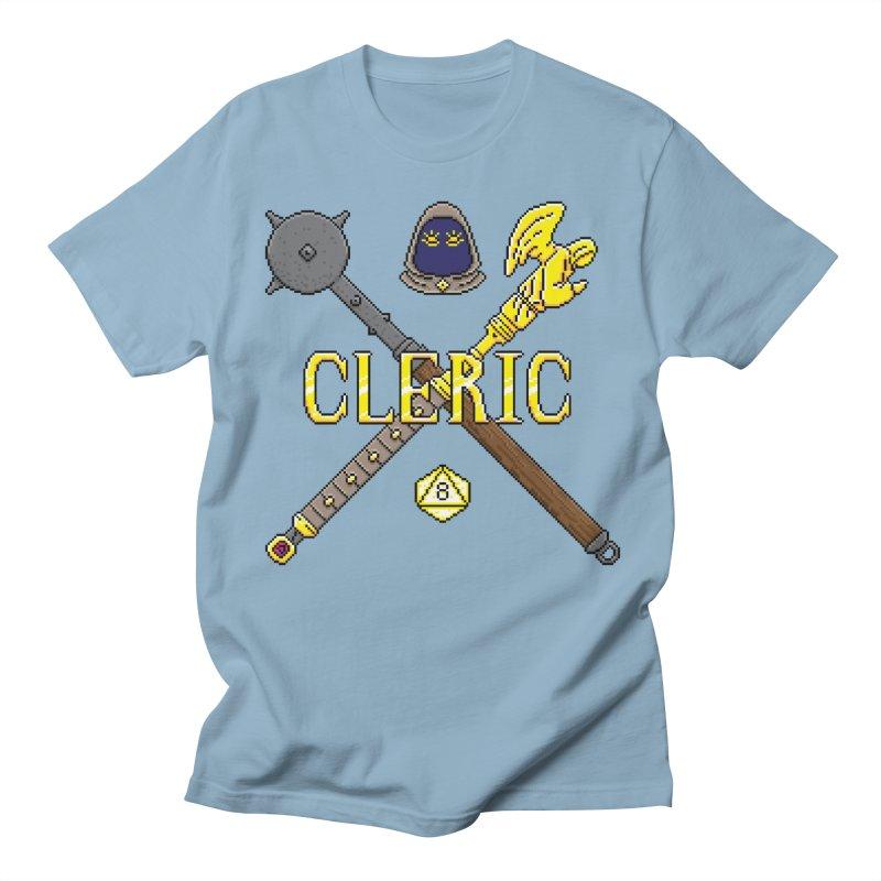 Cleric Men's T-Shirt by Pixels Missing