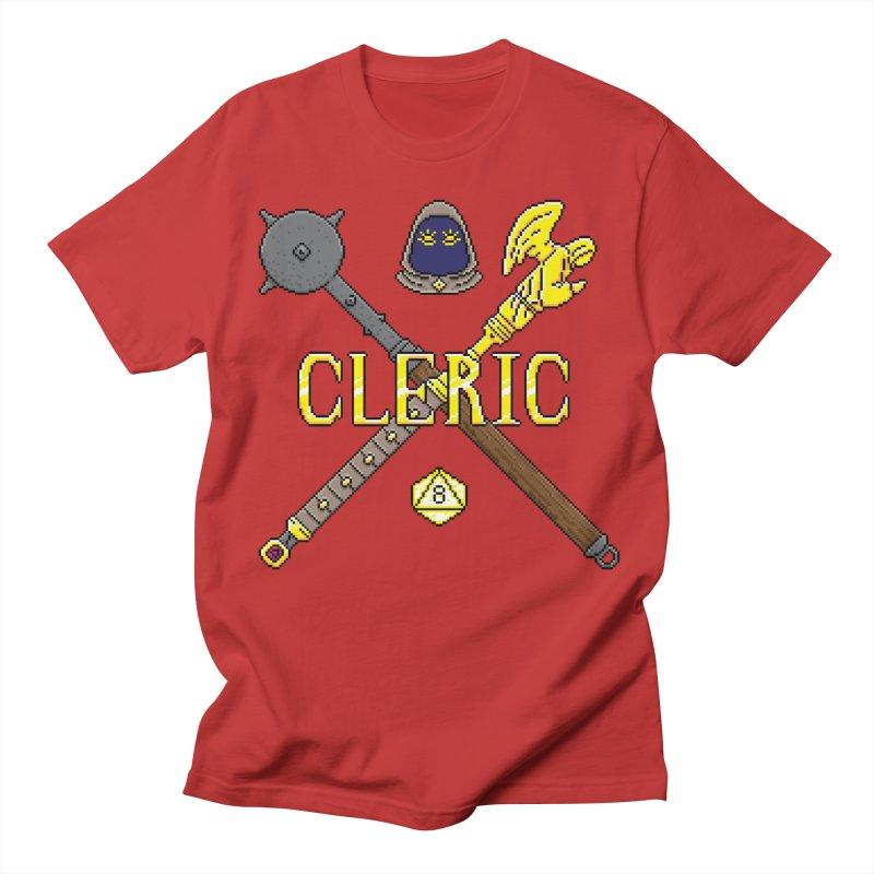Cleric Women's Unisex T-Shirt by Pixels Missing