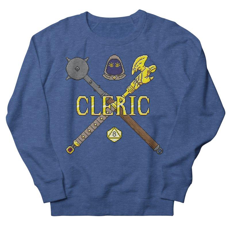 Cleric Men's Sweatshirt by Pixels Missing