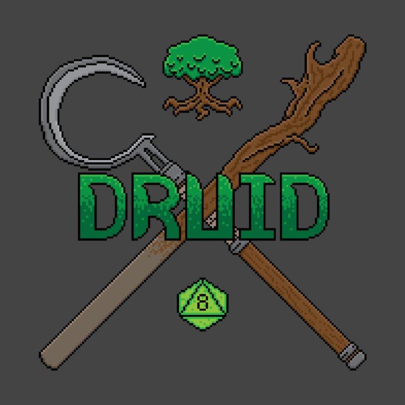Druid Men's T-Shirt by Pixels Missing