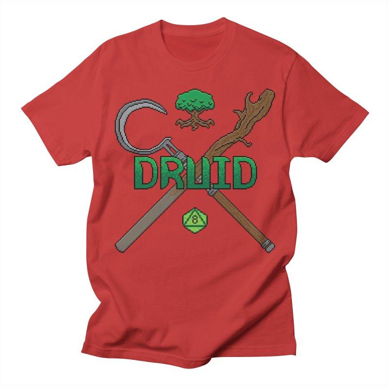 Druid Women's Unisex T-Shirt by Pixels Missing