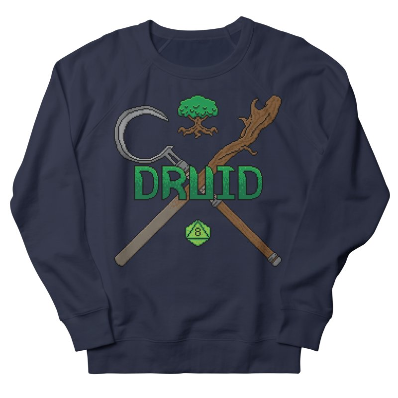 Druid Women's Sweatshirt by Pixels Missing