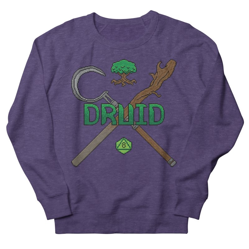 Druid Men's Sweatshirt by Pixels Missing