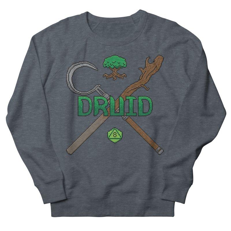 Druid Men's Sweatshirt by Pixels Missing