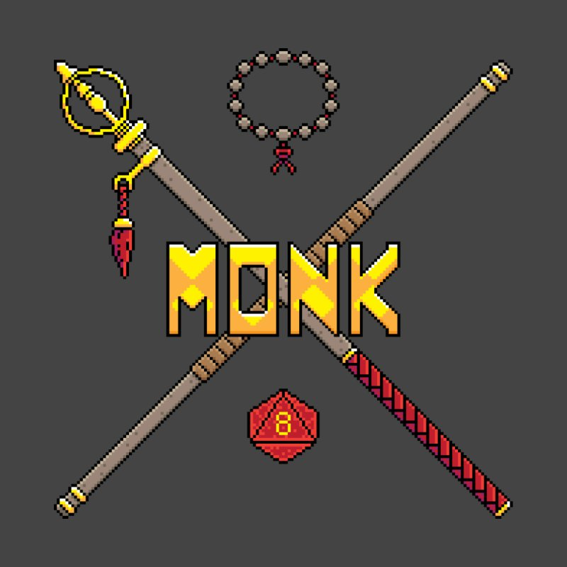 Monk by Pixels Missing