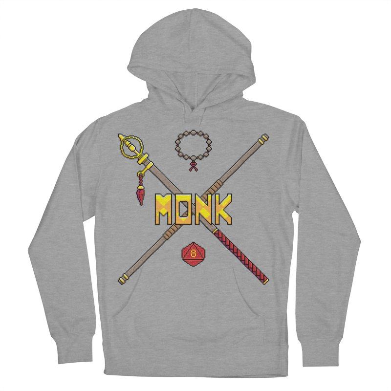 Monk Women's Pullover Hoody by Pixels Missing